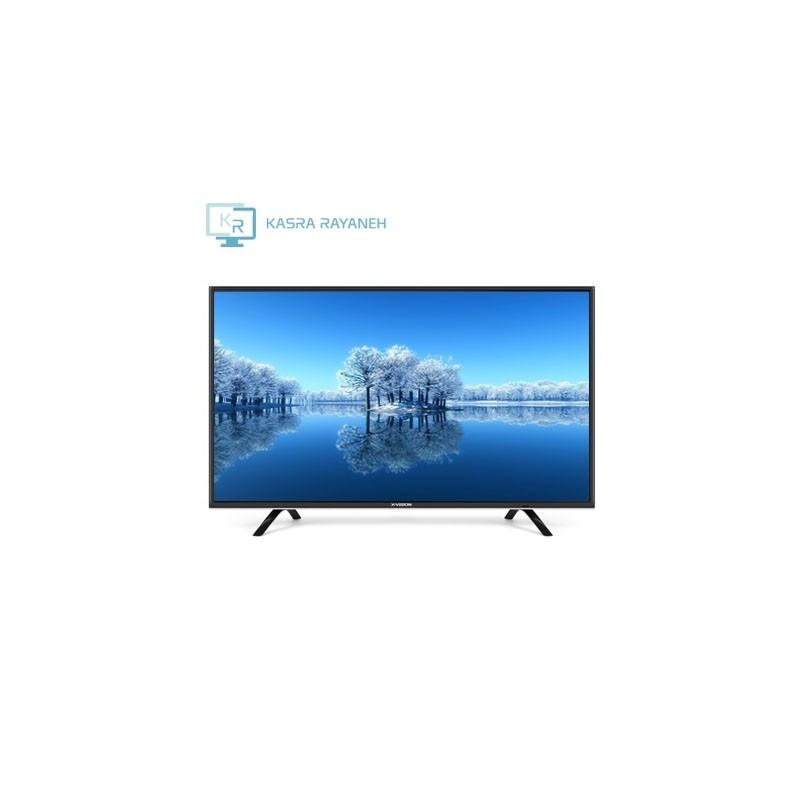 تلویزیون 43 اینچ ال ای دی ایكس ویژن مدل XVision 43XK550